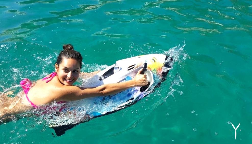 Explore Ibiza. By Seabob!