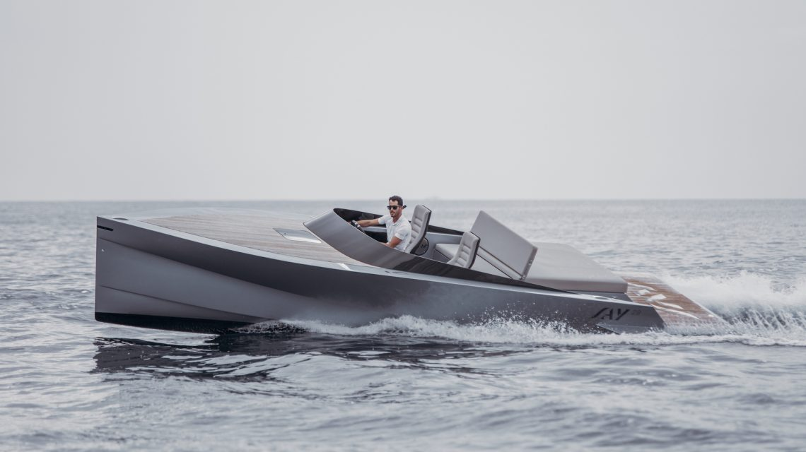 SAY Carbon Yachts revolutionized boating