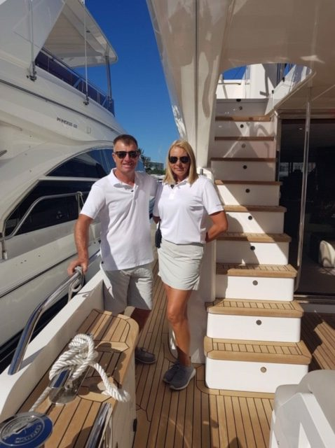 Princess 72 for Charter: 7.-11. AUGUST 2019 10