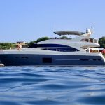 Princess 72 for Charter: 7.-11. AUGUST 2019