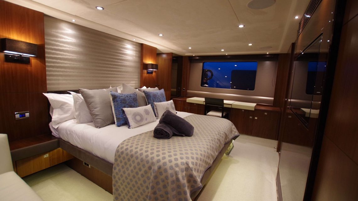 Princess 72 for Charter: 7.-11. AUGUST 2019 8