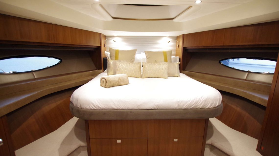Princess 72 for Charter: 7.-11. AUGUST 2019 7