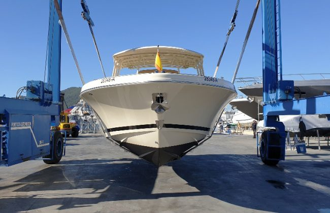 Chris Craft Catalina 34 4