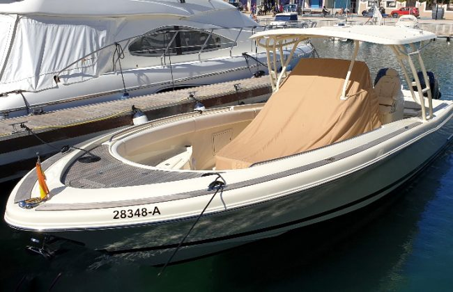 Chris Craft Catalina 34 9