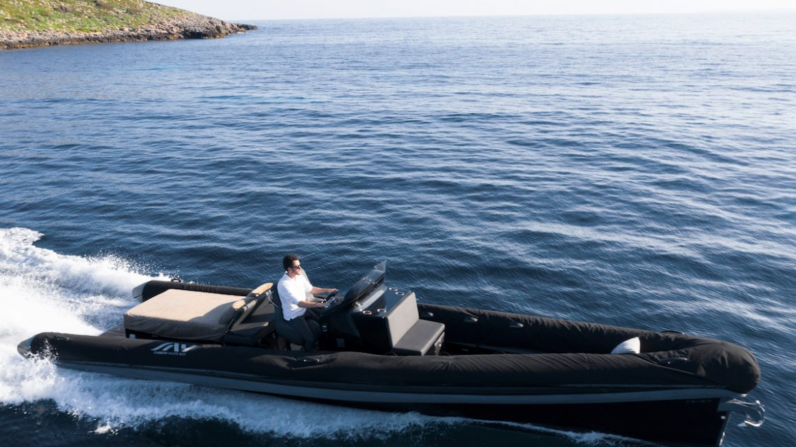 Our LOW Emission Charter fleet has been growing: Hello SAY 31 RIB Carbon!