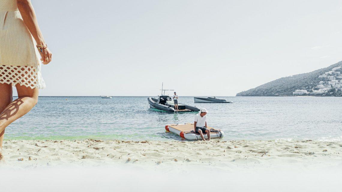 Superyacht Tender SAY 31 RIB For Sale