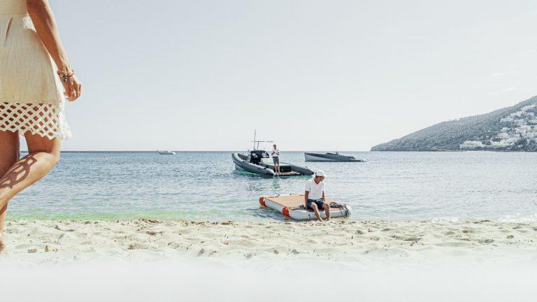 Superyacht Tender SAY 31 RIB En Venta
