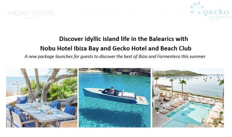 Nobu Hotel Ibiza Bay & Gecko Hotel Beach Club