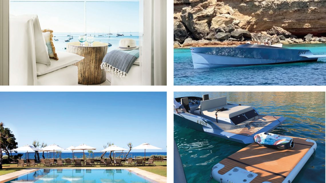 Eco-Friendly Island hopping by SAY Carbon Yacht: Nobu Hotel x S.E.Yachting