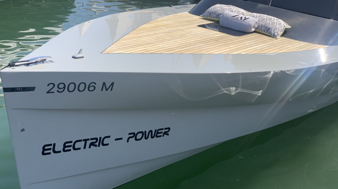 SAY Carbon Yachts E-biza Event!