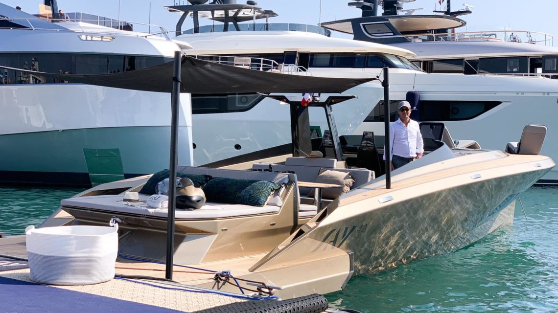 SAY 42 sold at Cannes Yachting Festival